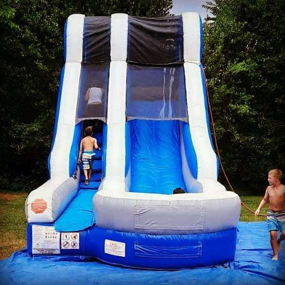 16' Wet or Dry Slide