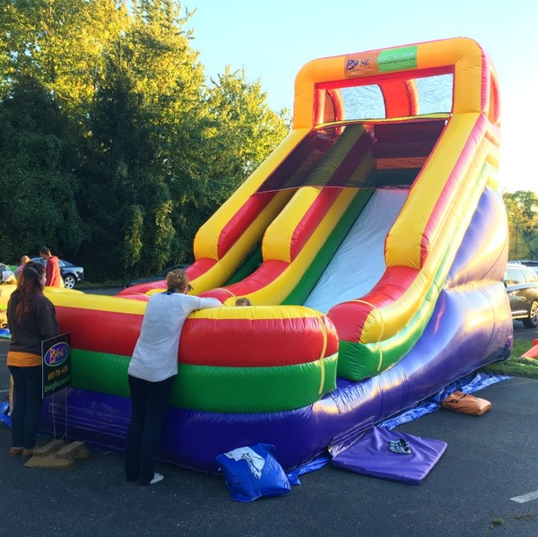 18ft Giant Slide